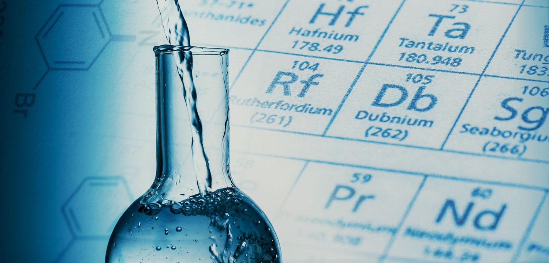 análisis de aguas potables