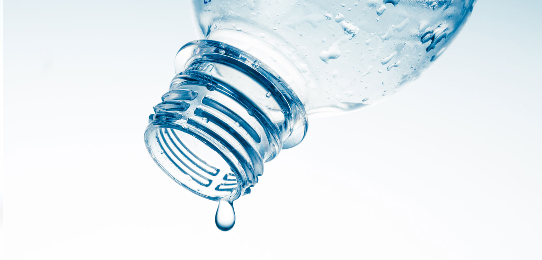 análisis de agua embotellada